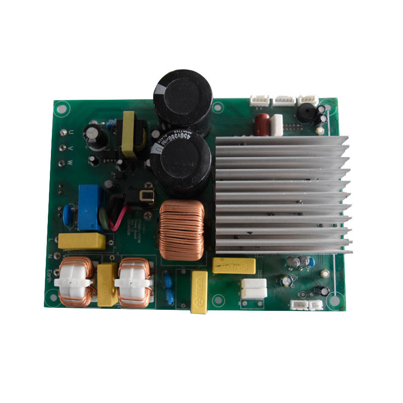 Brushless motor control board